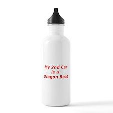 Cute Racing boats Water Bottle