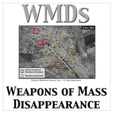 WMDs Poster