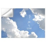 Motivational all is well Wall Decals