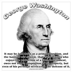 George Washington 05 Poster