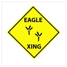 Eagle Crossing Poster