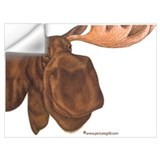 Animals moose Wall Decals