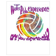 Water Polo Experience Canvas Art