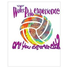 Water Polo Experience Framed Print