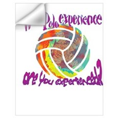 Water Polo Experience Wall Decal