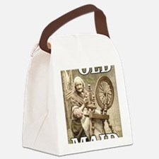 Funny Chords Canvas Lunch Bag