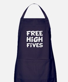 Free High Fives Apron (dark)