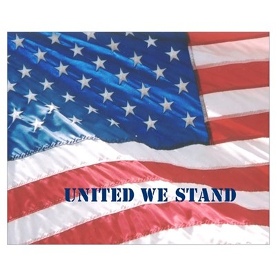 United We Stand Framed Print
