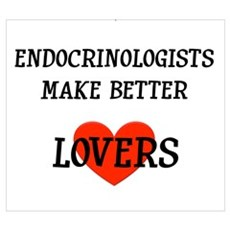 Endocrinologist Gift Poster