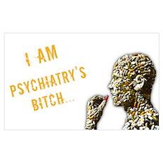 Psychiatry's Bitch Poster