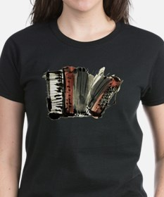 accordion Tee