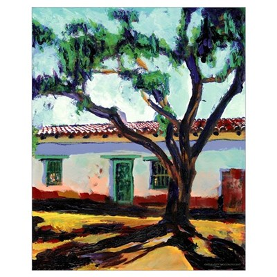 Pepper Tree by RD Riccoboni Poster