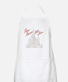 From Russia BBQ Apron