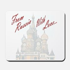 From Russia Mousepad