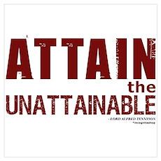 Attain Poster