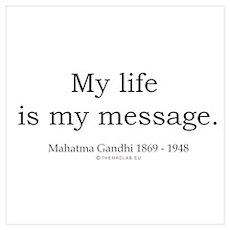 Mahatma Gandhi 7 Poster