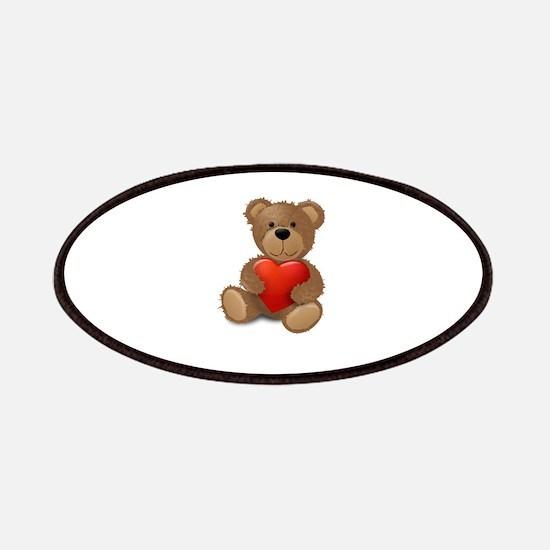 Cute teddybear Patches