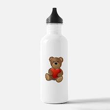 Cute teddybear Water Bottle