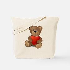 Cute teddybear Tote Bag