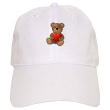 Cute teddybear Baseball Cap