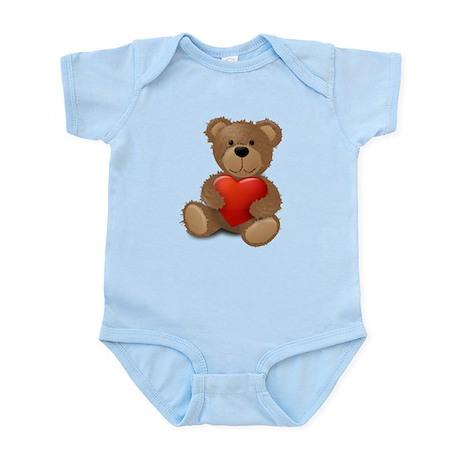 Cute teddybear Infant Bodysuit