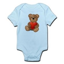 Cute teddybear Infant Bodysuit
