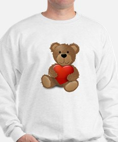 Cute teddybear Sweatshirt
