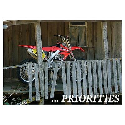 Priorities Poster