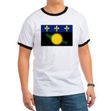 Guadeloupe Flag T