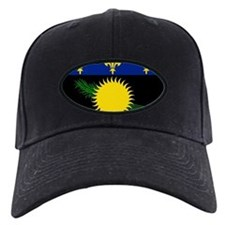 Guadeloupe Flag Baseball Hat