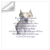 Chief dan Wall Decals