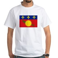 Guadeloupe Flag Shirt