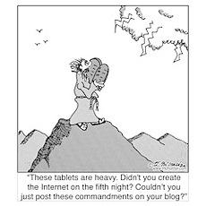 God's Blog Poster