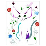 Devon rex Framed Prints