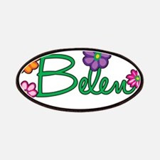 Belen Flowers Patches