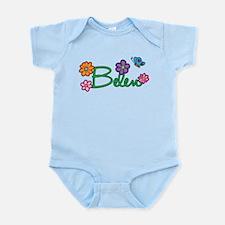 Belen Flowers Infant Bodysuit
