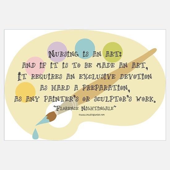 Nursing is an Art