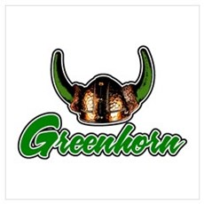 Greenhorn Canvas Art