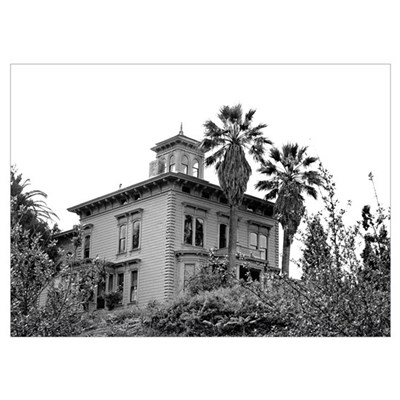 John Muir Home - Martinez Poster