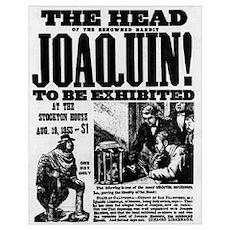 Joaquin Murieta Poster
