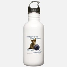 String Theory Water Bottle