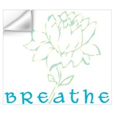 Breathe 2 Wall Decal