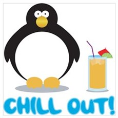 Chill Out! Canvas Art