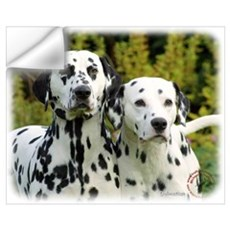 Dalmatian 9T004D-448 Wall Decal