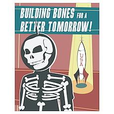 Zombie Prom, Building Bones Poster