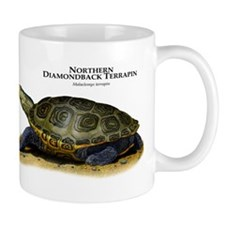 Northern Diamondback Terrapin Mug