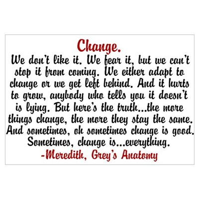 Change Quote Canvas Art