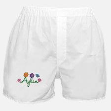 Aylin Flowers Boxer Shorts