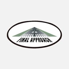 Aviation Final Approach Patches