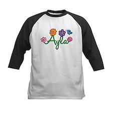 Ayla Flowers Tee